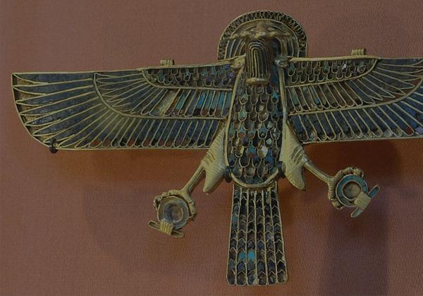 joyas de oro en el mundo antiguo