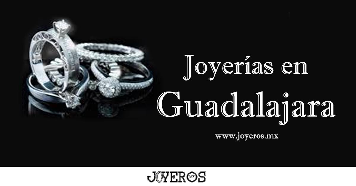 Joyerías en Guadalajara