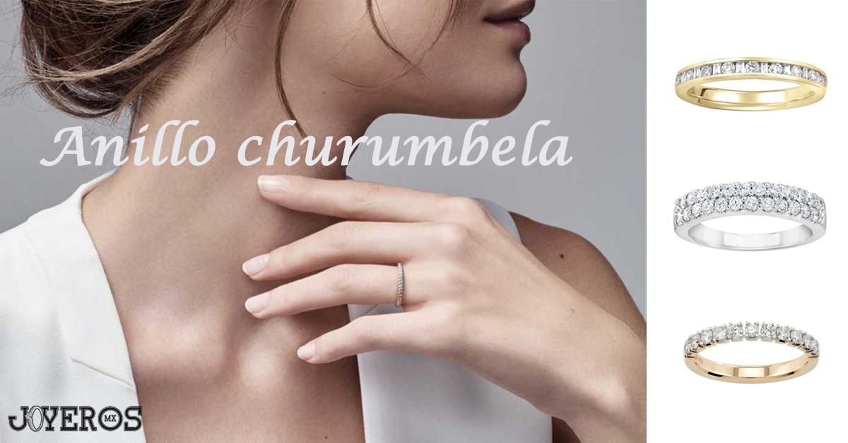 Anillo churumbela