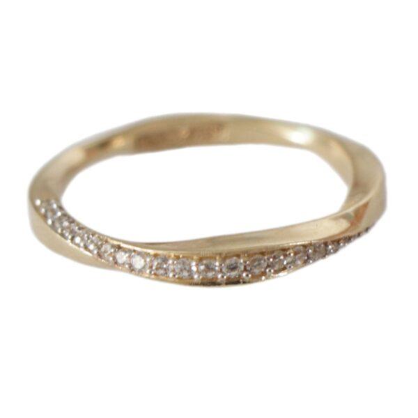 anillo de promesa
