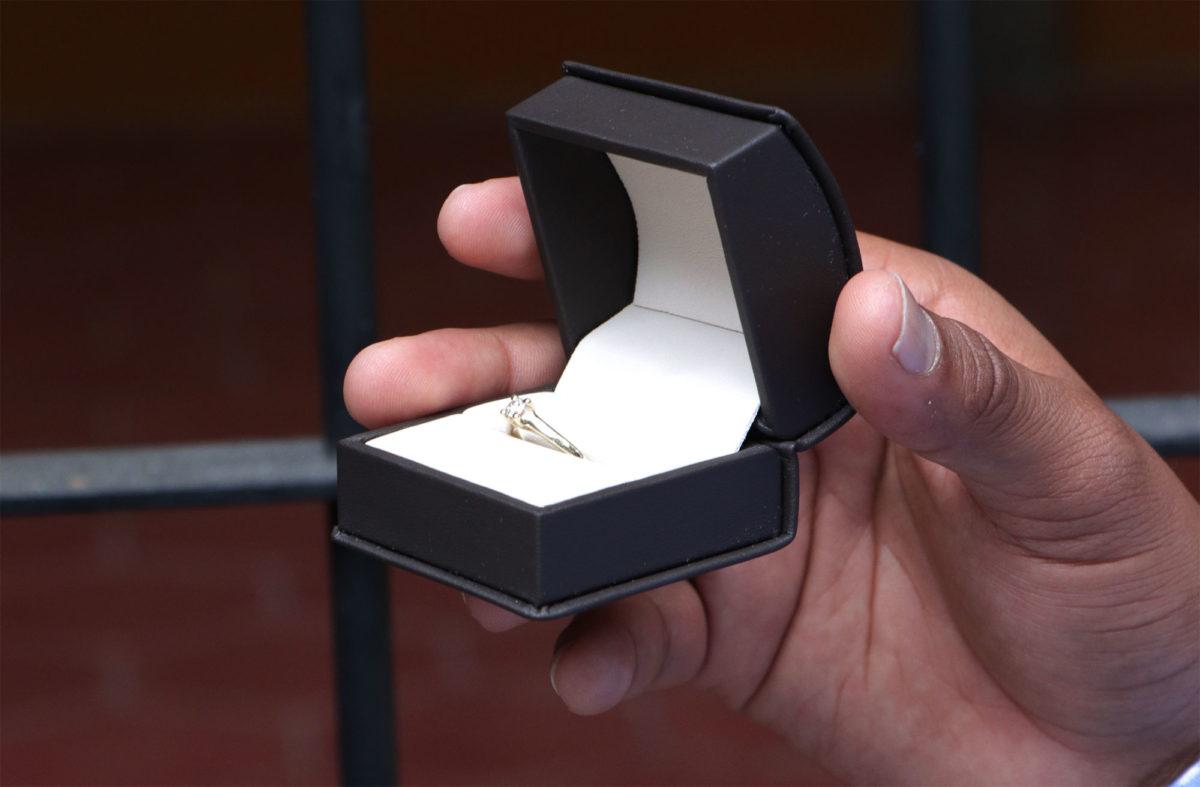 Venta de anillos de compromiso