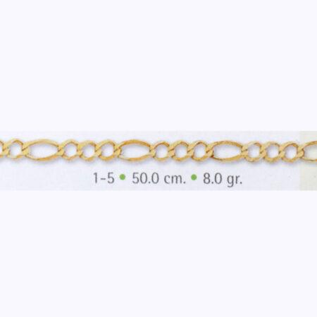 Cadena de oro 8 gramos