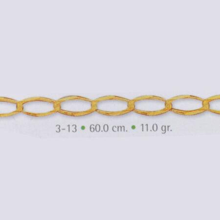 cadena de oro rada