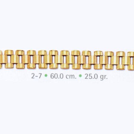 cadena de oro rolex