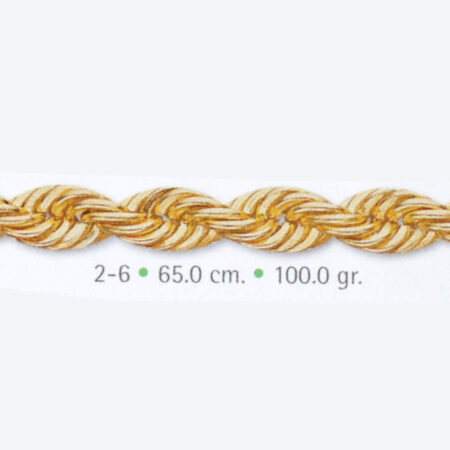 Torsal de oro Grueso