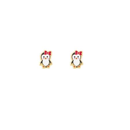 broquel de oro pinguina