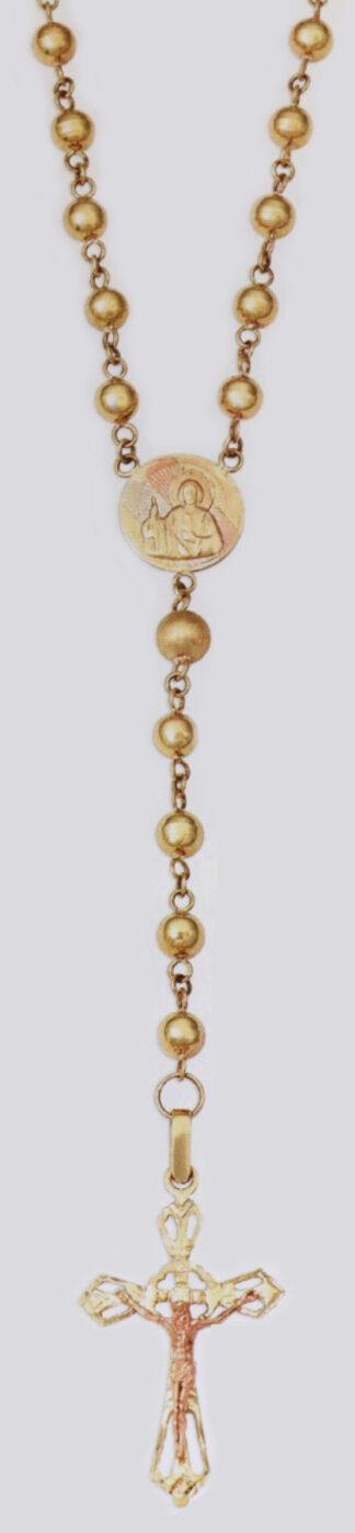 rosario de oro san judas