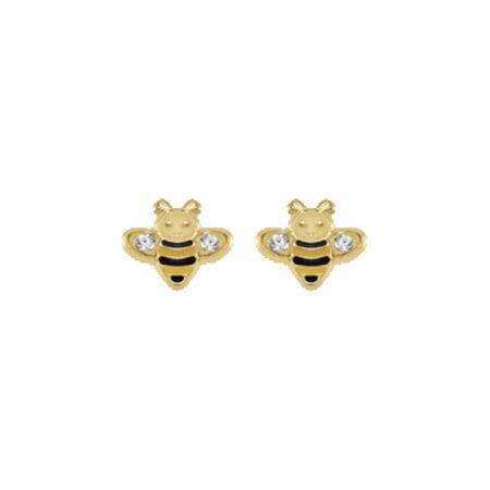 broquel de abeja de oro