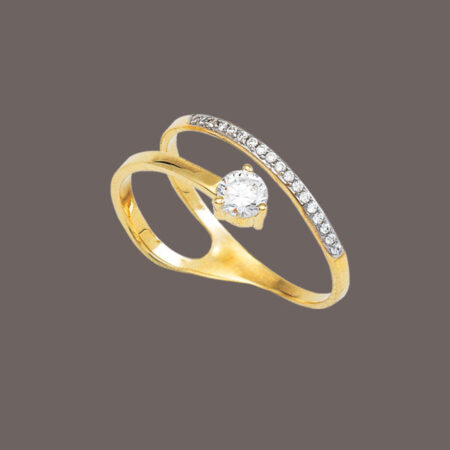 anillo oro 10k