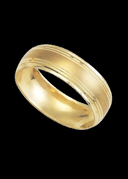 Argolla de Oro Nupcial