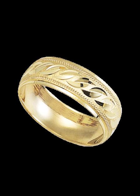 argolla de matrimonio oro