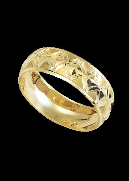 anillo de boda oro