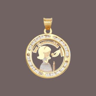 medallas primera comunión