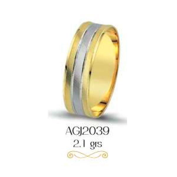 argollas de matrimonio de oro