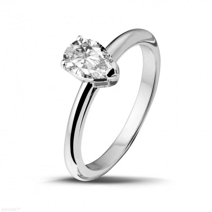 anillo matrimonio pera