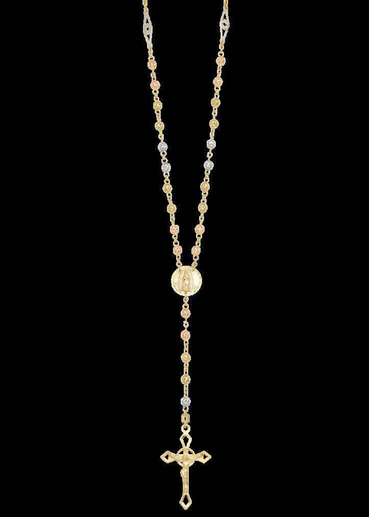 rosarios de oro