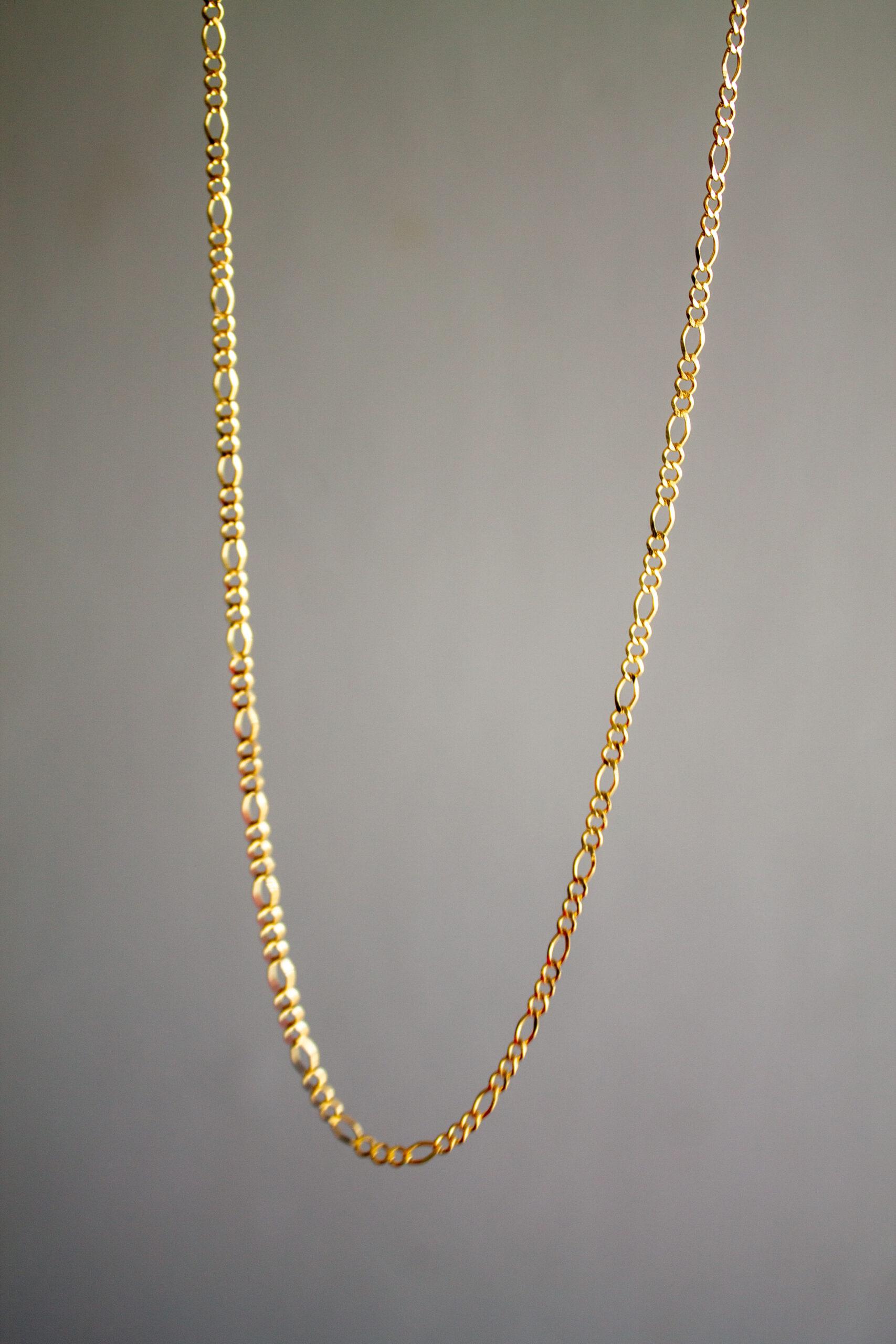 cadena de oro 14 kilates