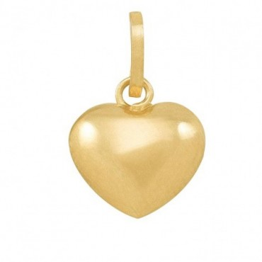 corazón de oro inflado