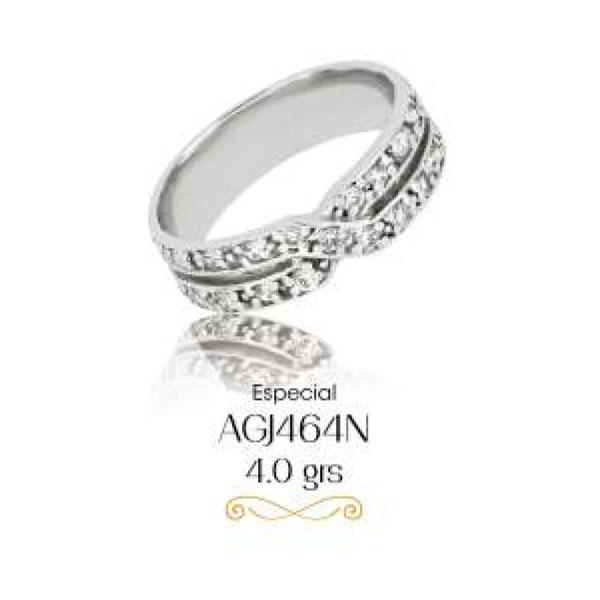 anillos de matrimonio oro blanco